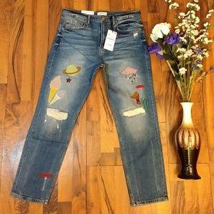 Zara Woman Miss Sunshine Jeans